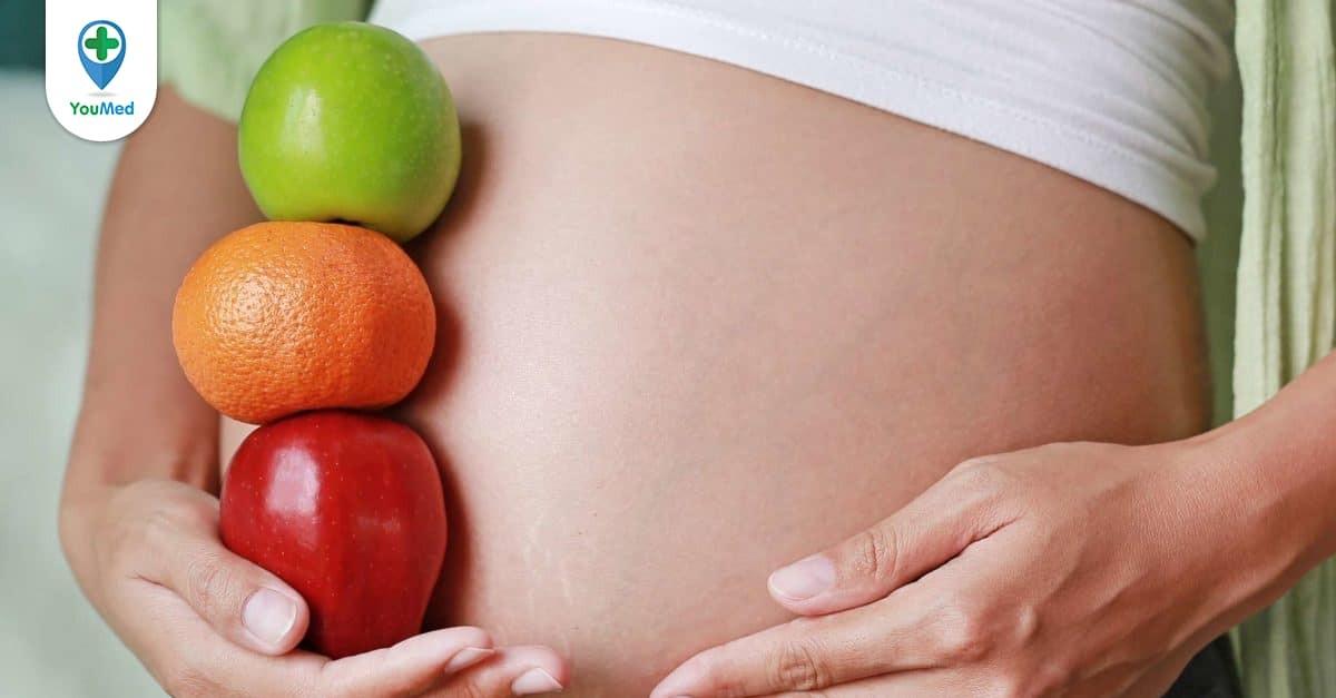 Mẹ bầu đã biết tiểu đường thai kỳ nên ăn trái cây gì?