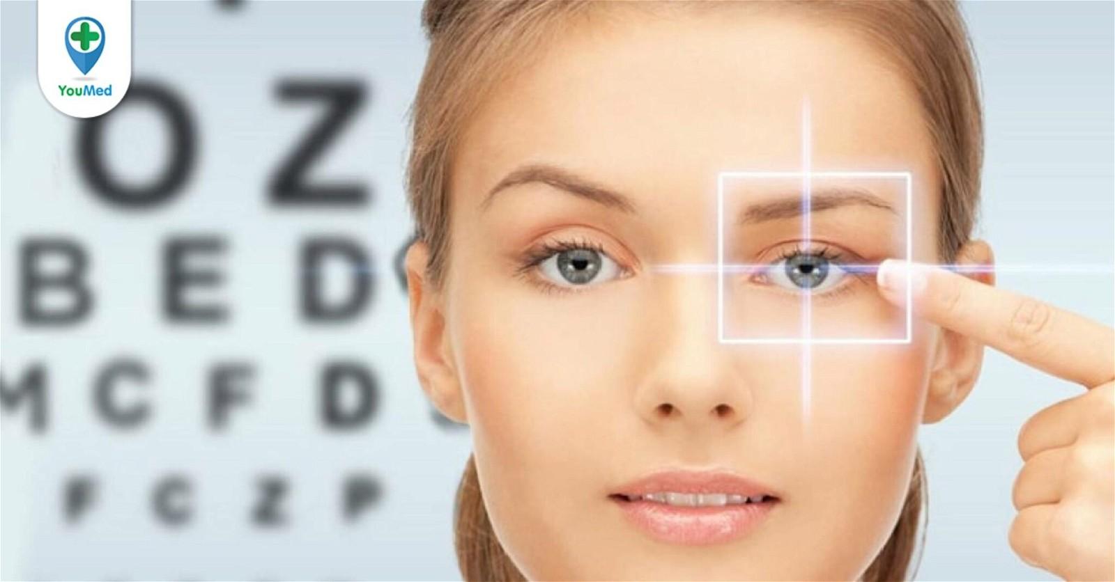 Thuốc bổ mắt Eyebi và những thông tin cần thiết