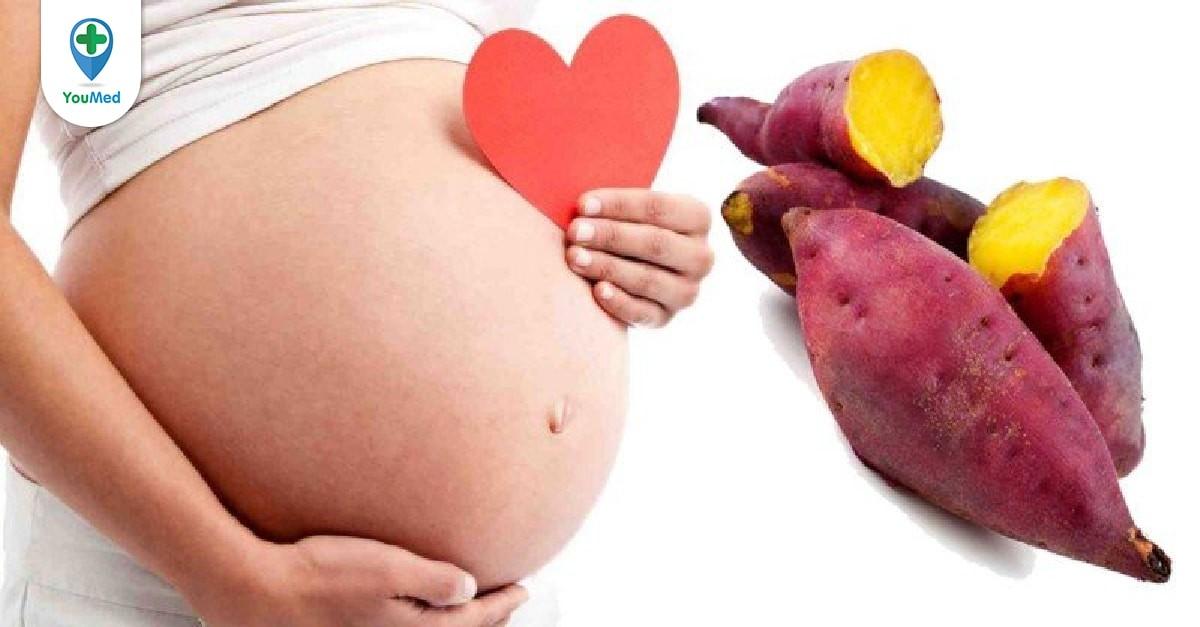 Thai phụ mắc tiểu tiểu đường thai kỳ có được ăn khoai lang?