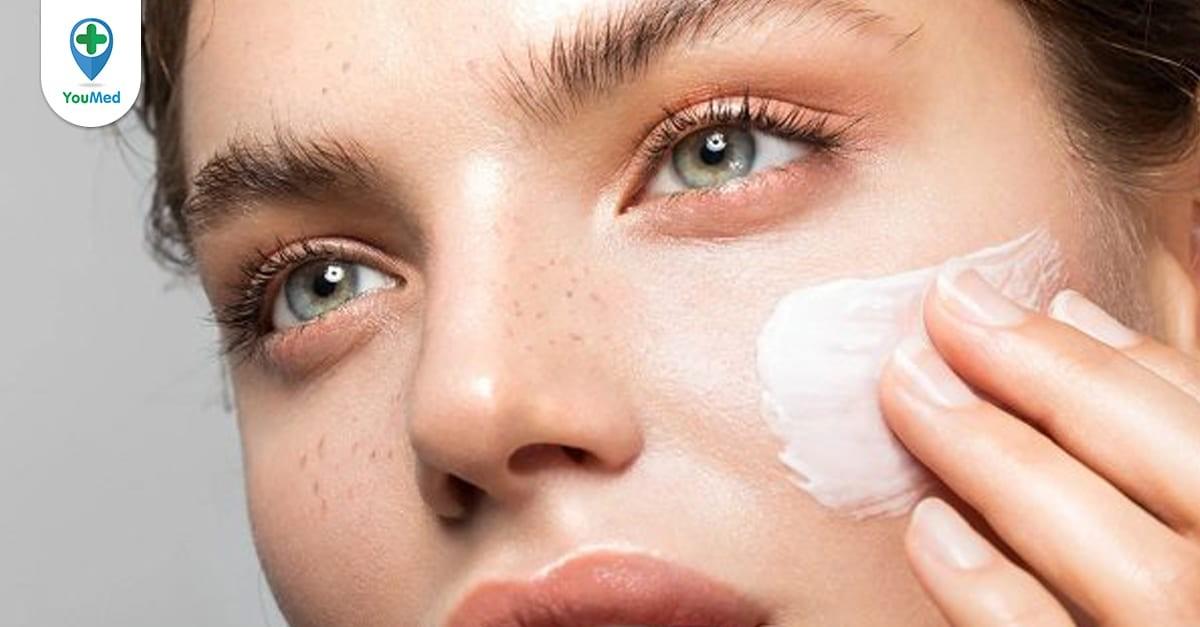 Da khô nên dưỡng ẩm như thế nào