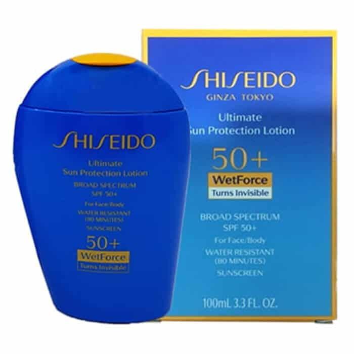 Shiseido Ultimate Sun Protection
