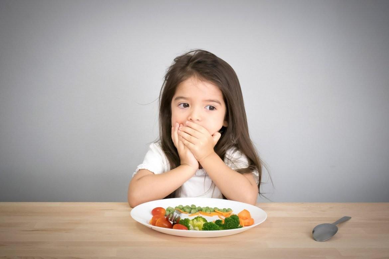 Trẻ chán ăn sau tiêm phòng vắc-xin phế cầu