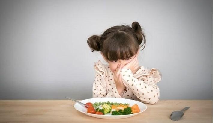 Trẻ có thể biếng ăn sau khi tiêm vắc-xin phòng bệnh lao