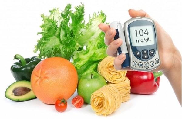 Chế độ ăn rất quan trọng với bệnh nhân tiểu đường