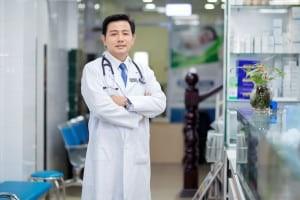 bác sĩ Trần Hữu Toàn Khoa