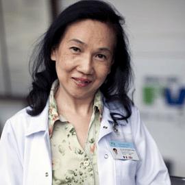 bác sĩ Thanh Dung