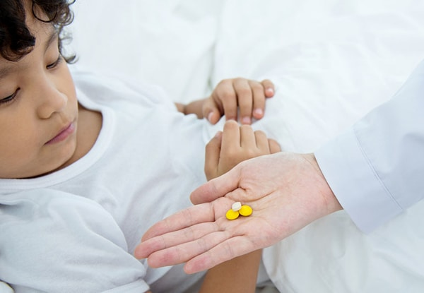 Liều lượng thuốc Cefuroxim dành cho trẻ em