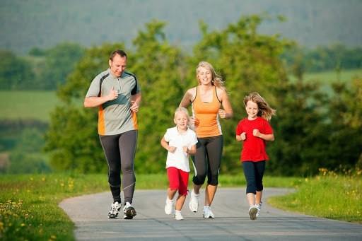 Luyện tập thể dục thể thao phù hợp với tình trạng sức khỏe