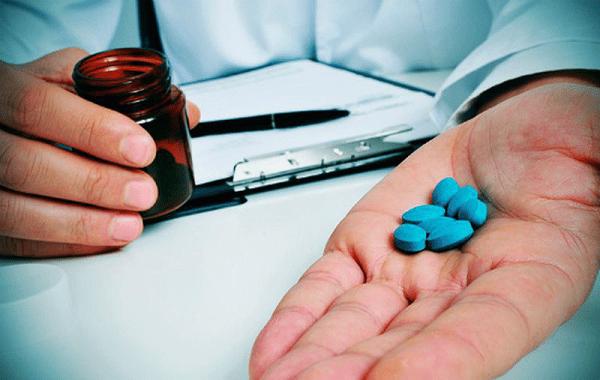 Điều trị rối loạn cương dương bằng thuốc uống