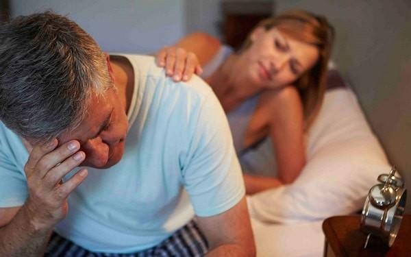 Vôi hóa tuyến tiền liệt làm suy giảm cả số lượng và chất lượng tinh dịch