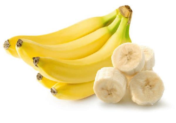 Các vitamin như A, B1 và C trong chuối giúp cơ thể sản xuất các tinh trùng khỏe mạnh hơn