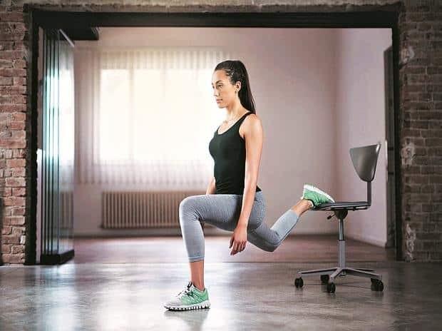 Tập thể dục đều đặn giúp ổn định mỡ máu trong cơ thể