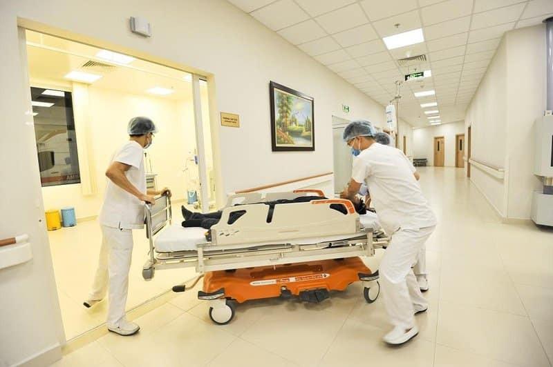 Hãy đến bệnh viện ngay khi gặp những triệu chứng nặng nề