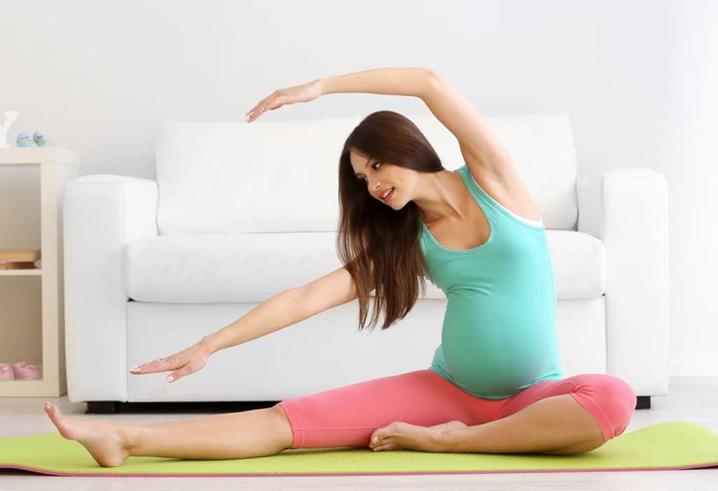 Tập thể dục nhẹ nhàng giúp mẹ bầu phòng ngừa nhiều bệnh