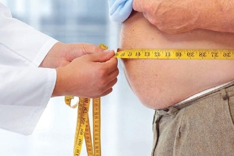 Thừa cân béo phì góp phần làm tăng nguy cơ cao huyết áp