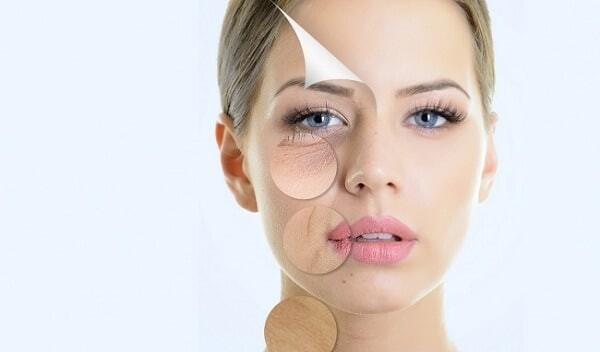 Chè dưỡng nhan cung cấp lượng collagen dồi dào, tăng độ đàn hồi da, chống lão hóa...