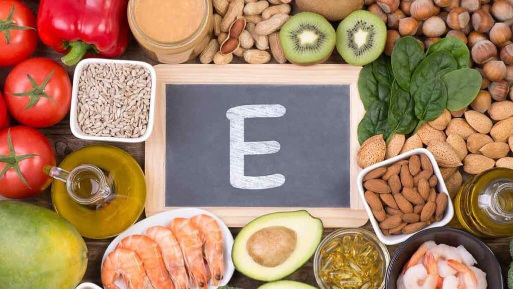 Vitamin nào cần thiết cho làn da bị mụn?