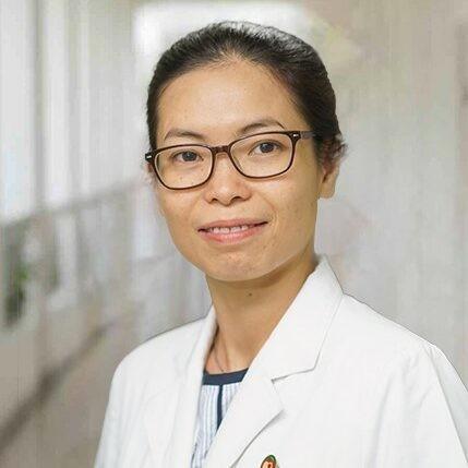 BS.CK1 Hoàng Phan Quỳnh Ngân