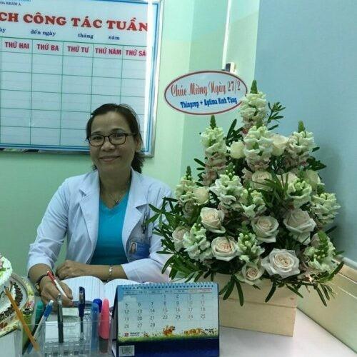 BS.CK2 Hoàng Thị Thanh Thảo