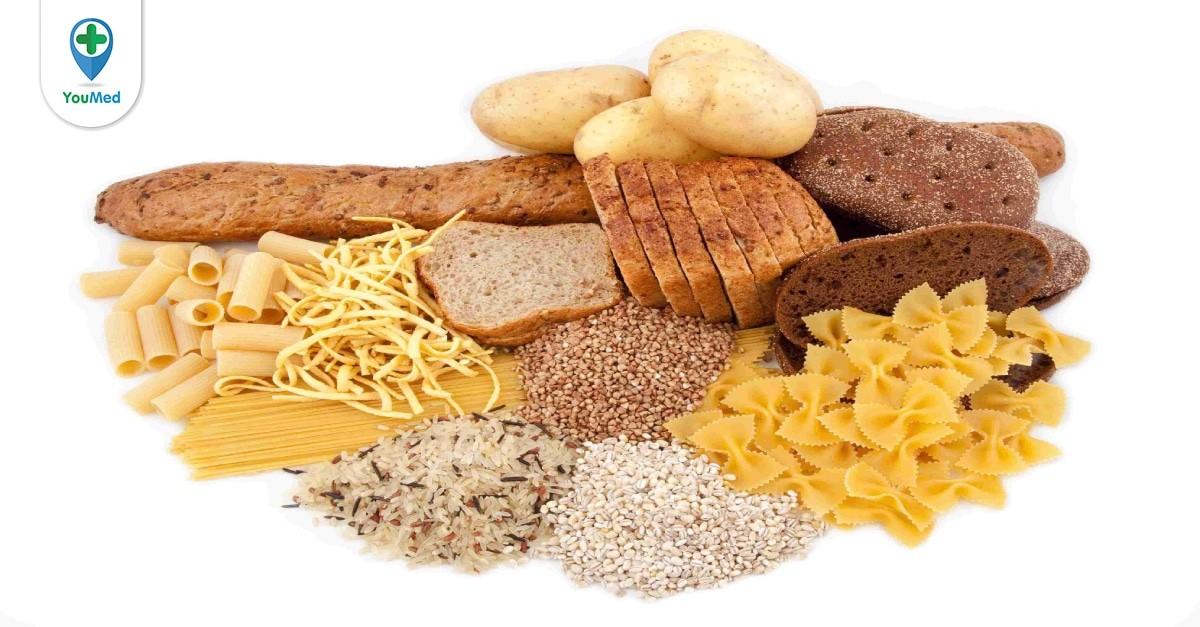 Bảng chỉ số đường huyết trong thực phẩm