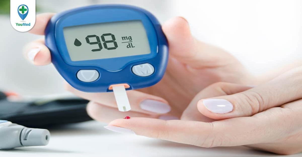 đơn vị đo đường huyết