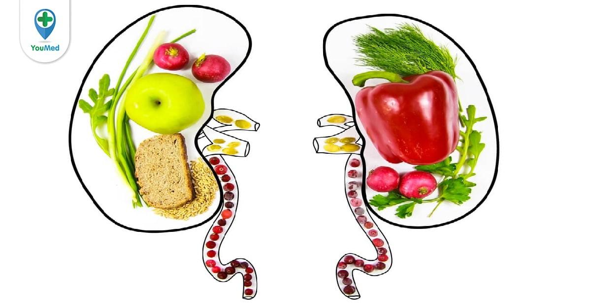 Người bệnh thận nên ăn gì