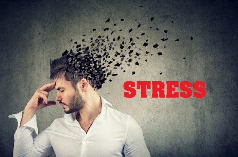 Stress tâm lý ảnh hưởng nhiều đến sức khoẻ