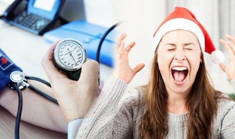 Stress thường gây tăng huyết áp