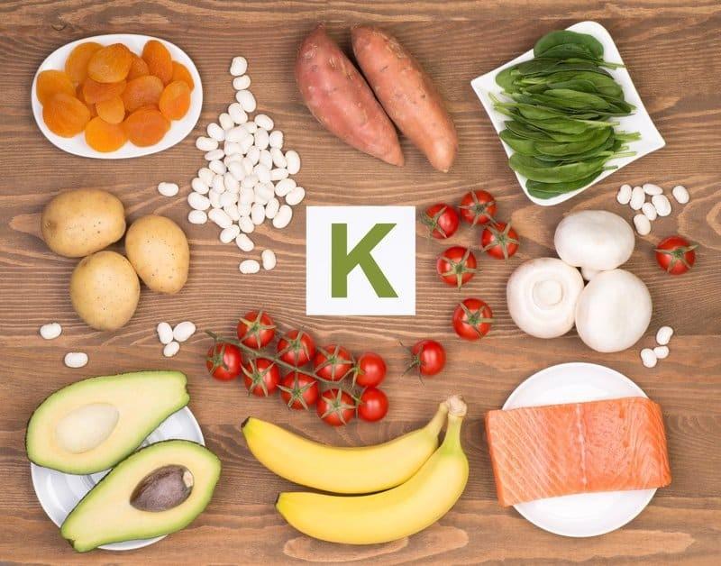 Người bị bệnh thận nên tránh các thực phẩm giàu Kali