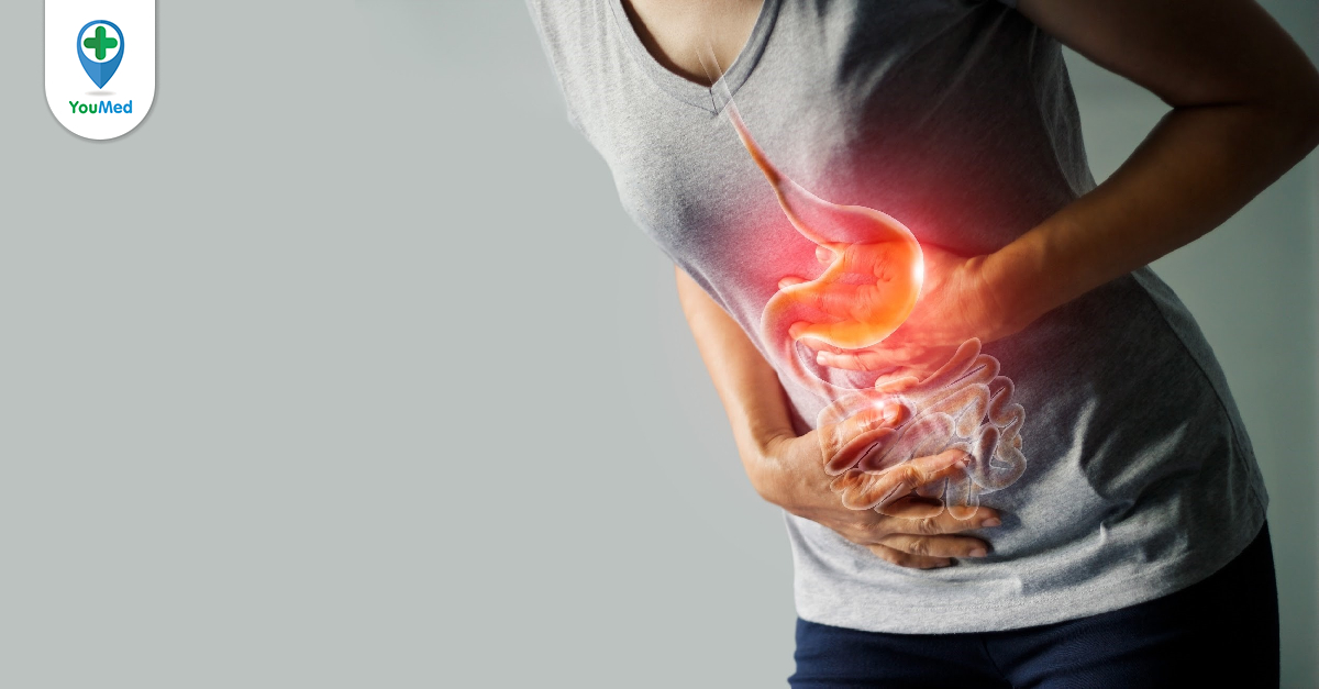 Viêm dạ dày mạn tính