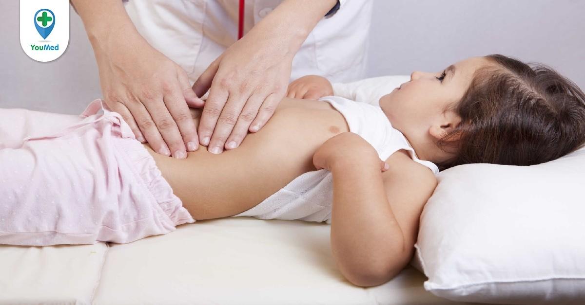Viêm dạ dày ở trẻ em