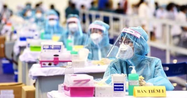 Việt Nam đã về nhiều nguồn vaccine Covid-19 và dự kiến sẽ đẩy mạnh tiêm chủng trong thời gian tới