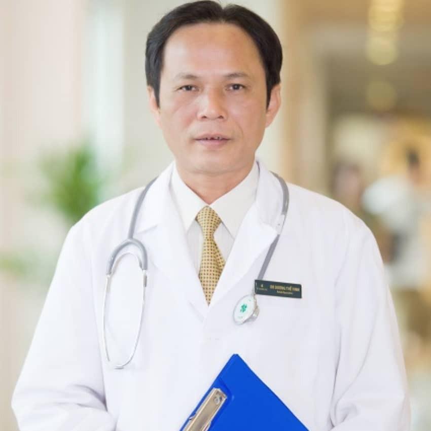 bác sĩ Dương Thế Vinh