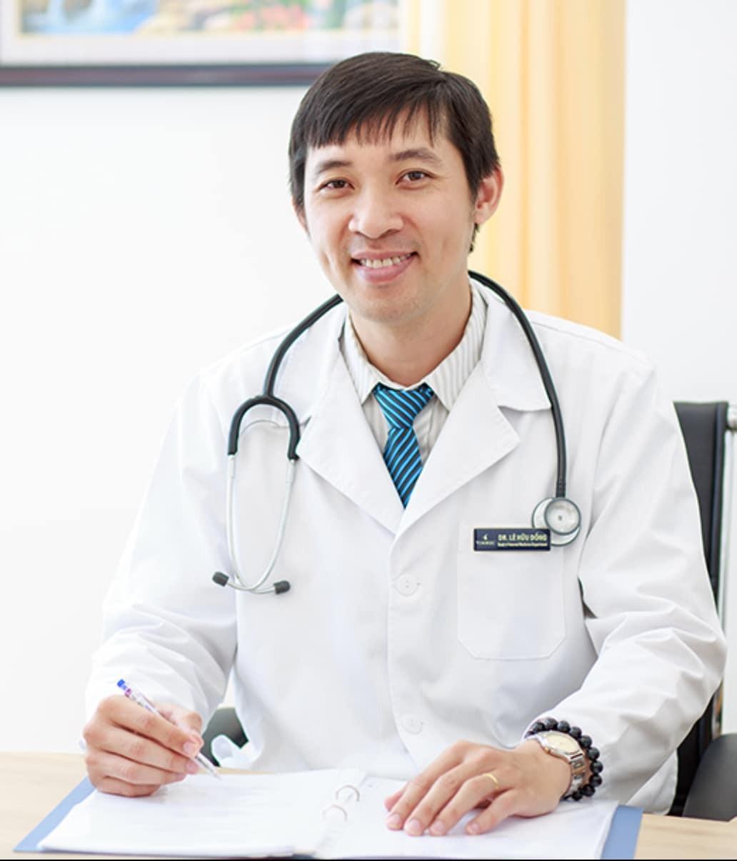 bác sĩ Lê Hữu Đồng