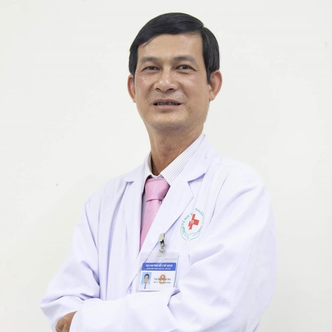 bác sĩ Ngô Đức Minh Huy