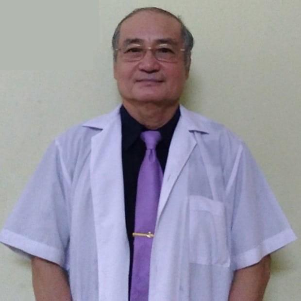 bác sĩ Nguyễn Bá Sơn