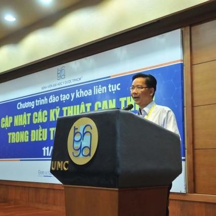 bác sĩ Nguyễn Minh Anh