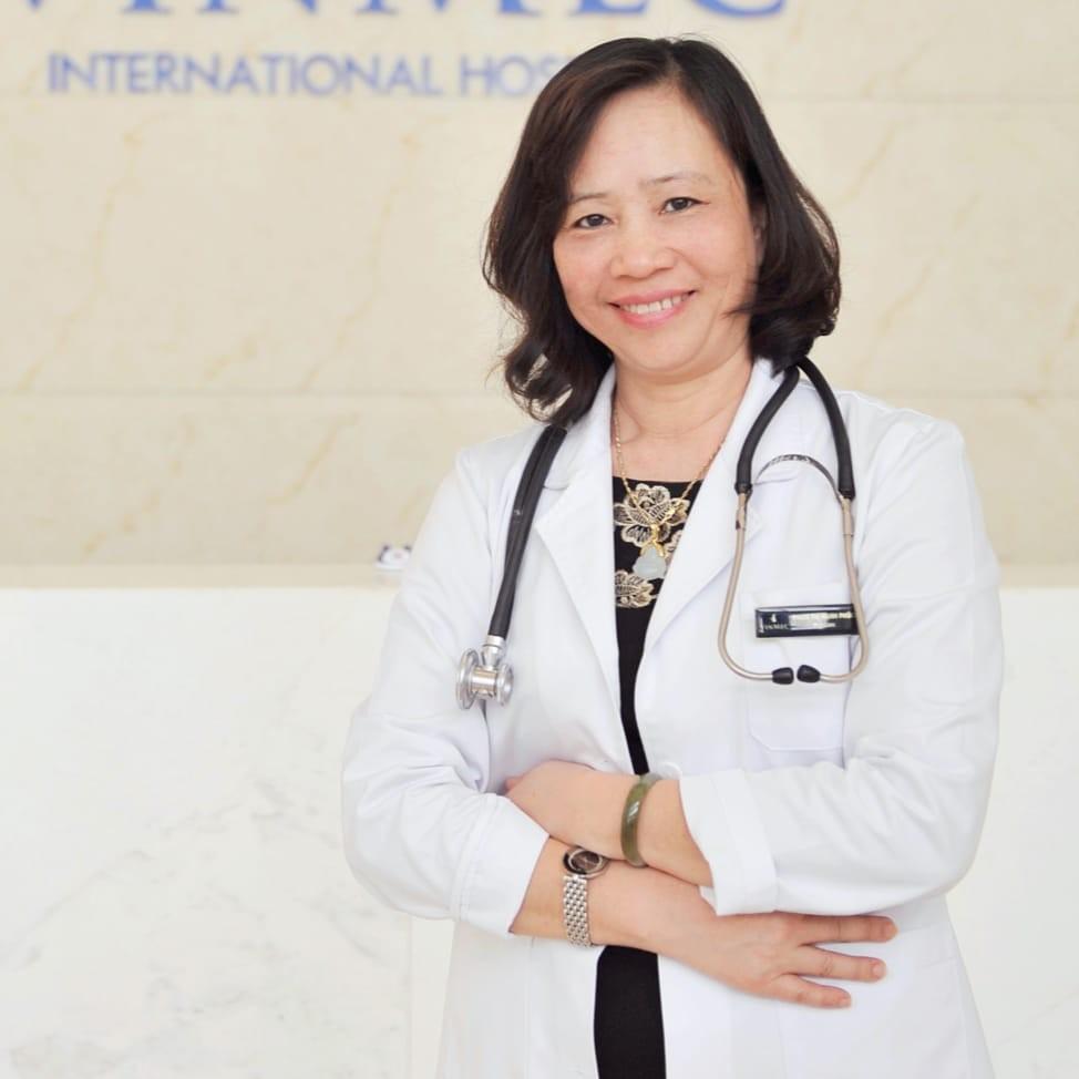 bác sĩ Nguyễn Thị Hạnh Phúc