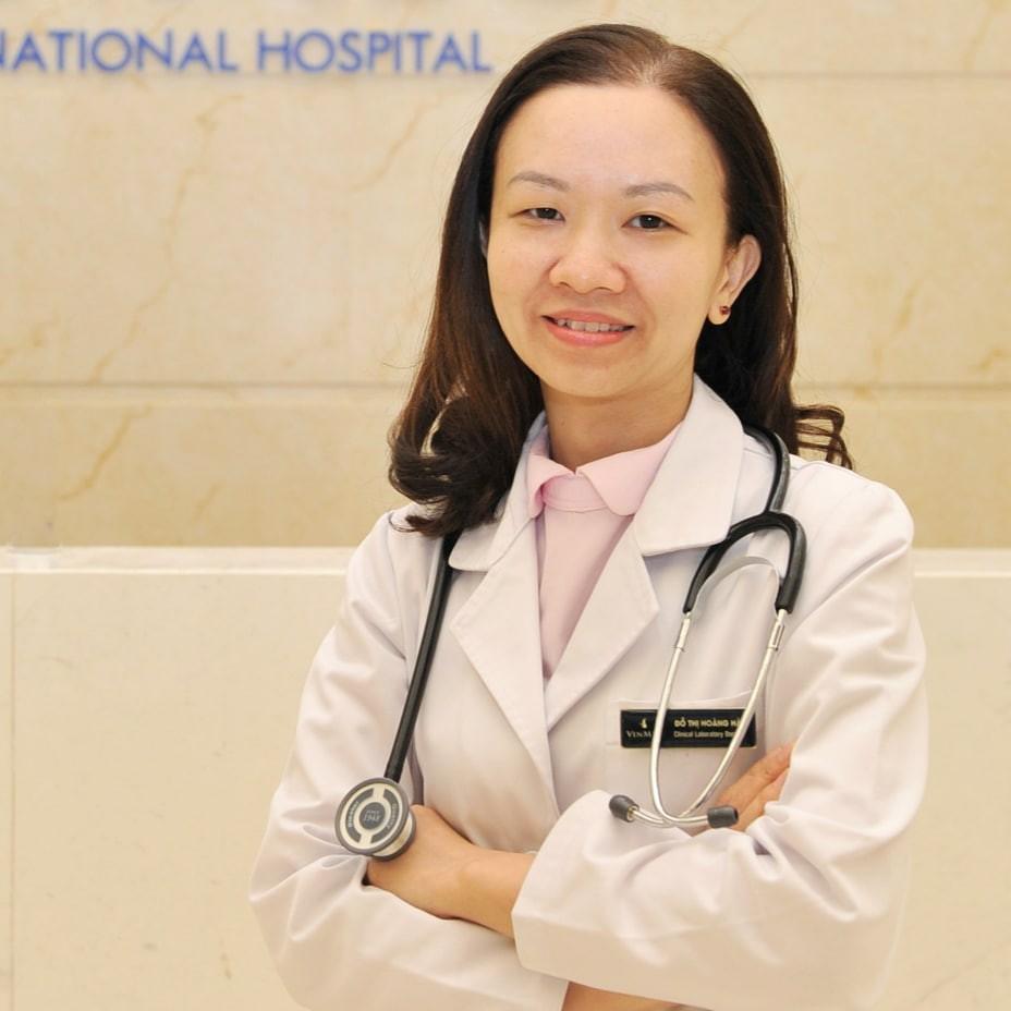 bác sĩ Phạm Thị Thuỳ Nhung