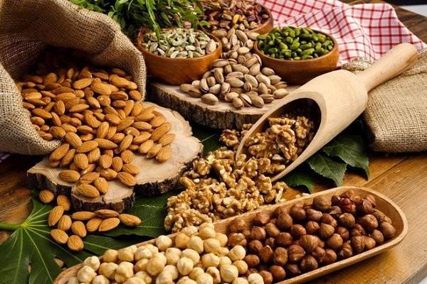 Đậu và các loại hạt là những thực phẩm tốt cho người tiểu đường