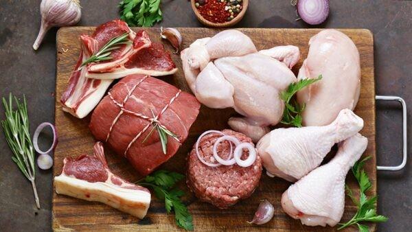 Các loại thịt không được tính vào chỉ số đường huyết