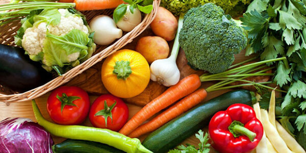 Rau củ ngoài cung cấp khoáng chất và vitamin còn ngăn cản hấp thu đường