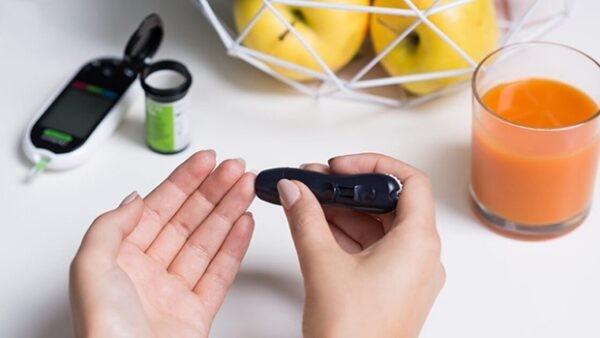 Đường huyết sau ăn sẽ tăng cao hơn mức bình thường.