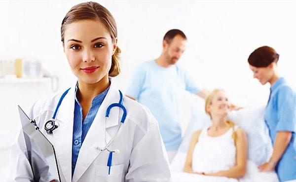 Thăm khám sức khỏe định kỳ là cách tốt để phát hiện bệnh thận sớm.