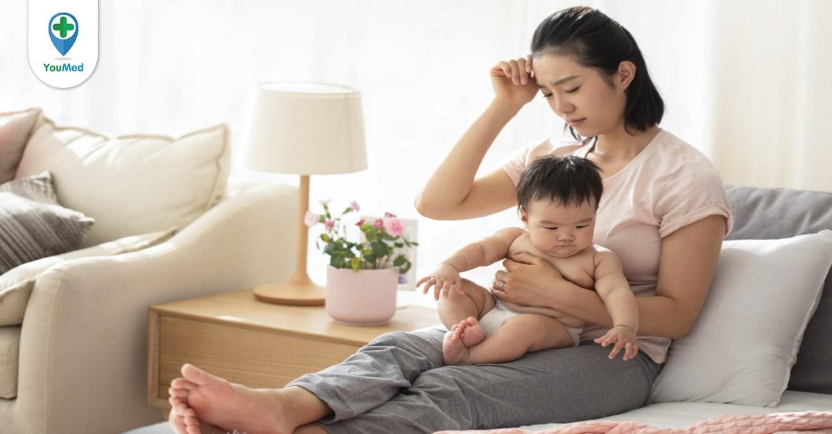 rối loạn nội tiết sau sinh
