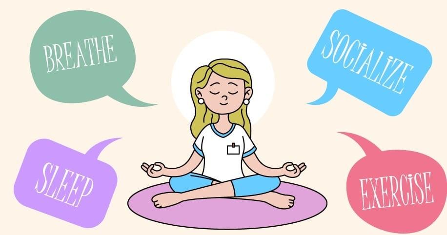 Quản lý căng thẳng giúp kiểm soát huyết áp hiệu quả