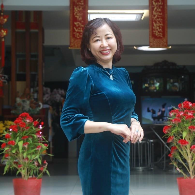 ths.bs Hoàng Thị Thu Huyền