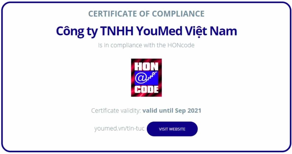 YouMed: Thương hiệu Việt khẳng định chất lượng quốc tế