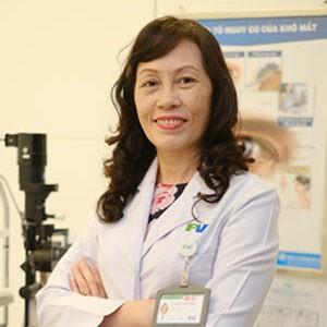 BS.CK2 Bùi Thị Thanh Hương