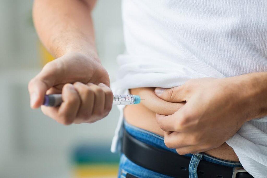 Insulin có thể được sử dụng để điều trị đái tháo đường